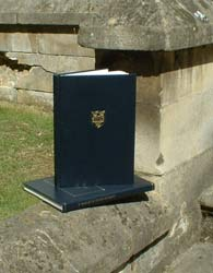 hardbound thesis oxford